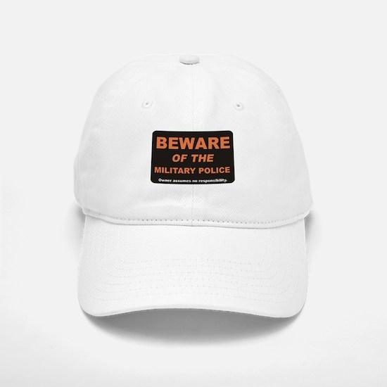 Beware / Military Policeman Baseball Baseball Cap
