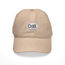 Ocean Isle Beach NC - Oval Design Cap