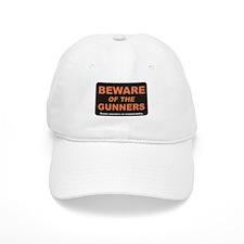 Beware / Gunner Baseball Cap