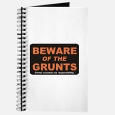 Beware / Grunt Journal