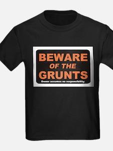Beware / Grunt T