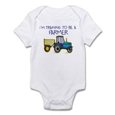 I'm Training To Be A Farmer Infant Bodysuit