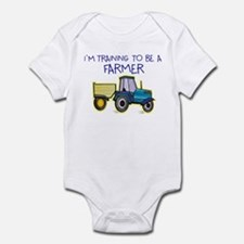 I'm Training To Be A Farmer Infant Bodysuit