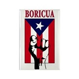 Puerto rican flag Single
