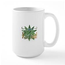 Crazy About Tigers Mug