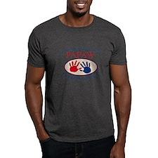 Best Papaw Hands Down T-Shirt