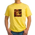 Path / Scottie (w) Yellow T-Shirt