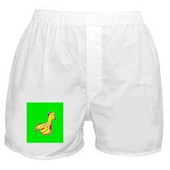 Duck Boxers / Boxer Shorts Boxer Shorts (Green)