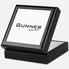 Bad Gunner Keepsake Box