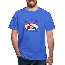 Best Poppop Hands Down T-Shirt
