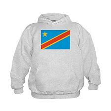 Congo, Democratic Republic of Hoodie