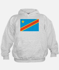 Congo, Democratic Republic of Hoodie