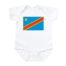 Congo, Democratic Republic of Infant Bodysuit