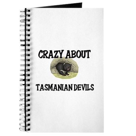 Crazy About Tasmanian Devils Journal