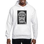 Epicurus Self Control Hooded Sweatshirt