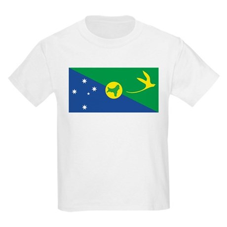 Christmas Island Kids Light T-Shirt