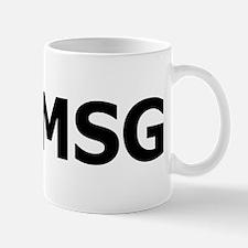 I 'Heart' MSG Mug
