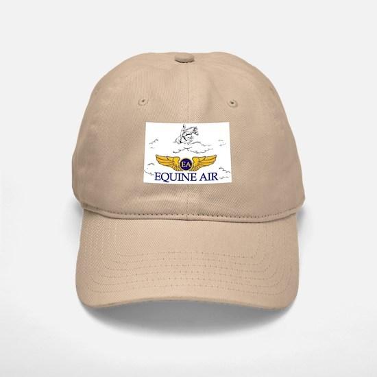 Equine Air Baseball Baseball Cap