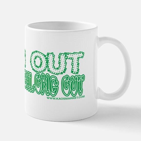 Bong Out w/ Your Schlong Out Mug