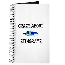 Crazy About Stingrays Journal