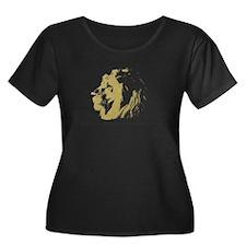 Golden Lion Big Cat T