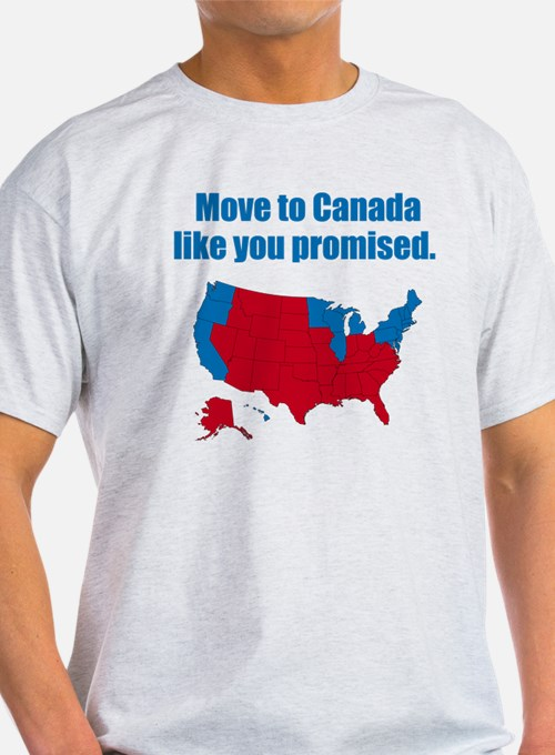 Move to Canada T-Shirt