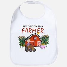 My Daddy Is A Farmer Bib