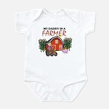 My Daddy Is A Farmer Infant Bodysuit