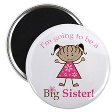 Ethnic Big Sister To Be Magnet