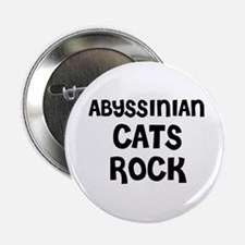 ABYSSINIAN CATS ROCK Button