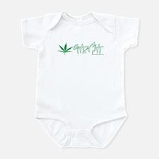 Ganja Infant Bodysuit