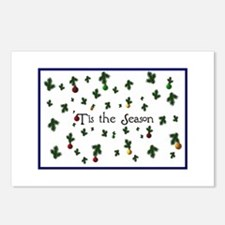 'Tis the Season Postcards (Package of 8)