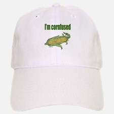I'M CORNFUSED Baseball Baseball Cap