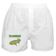 I'M CORNFUSED Boxer Shorts