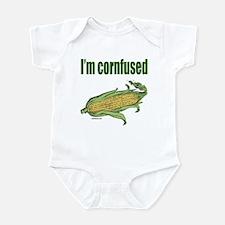 I'M CORNFUSED Infant Bodysuit