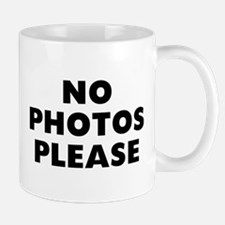No Photos Mug