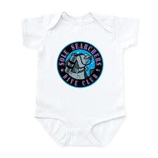 Funny Searcher Infant Bodysuit