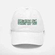 Smoking Pot Ruined My Life Baseball Baseball Cap