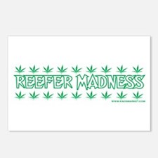Reefer Madness Postcards (Package of 8)