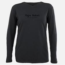 Vape Naked T-Shirt