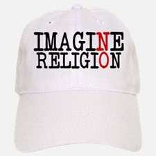 Imagine Baseball Baseball Cap