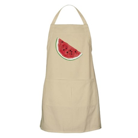 Just Watermelon BBQ Apron