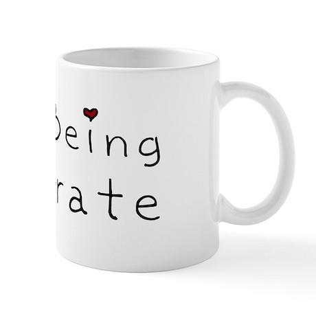 Stop Being Desperate Mug
