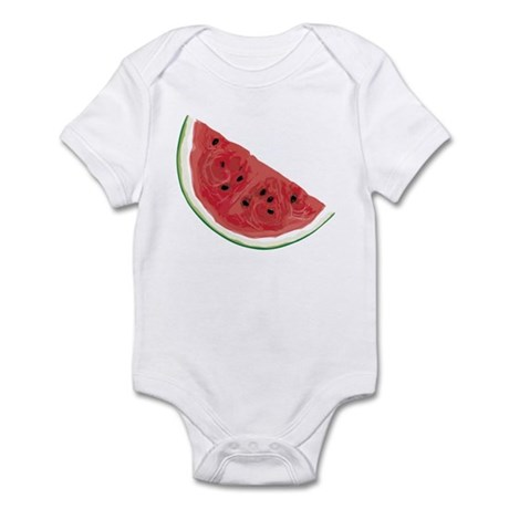 Just Watermelon Infant Bodysuit
