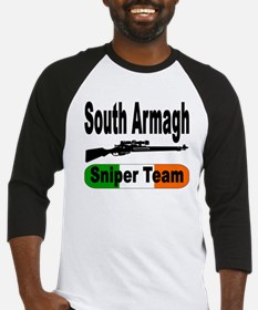 South Armagh Sniper Team with Baseball Jersey