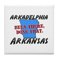 arkadelphia arkansas - been there, done that Tile