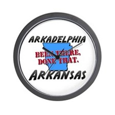 arkadelphia arkansas - been there, done that Wall