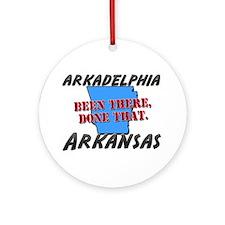 arkadelphia arkansas - been there, done that Ornam