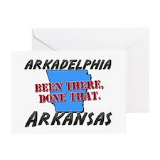 arkadelphia arkansas - been there, done that Greet