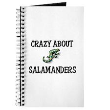 Crazy About Salamanders Journal
